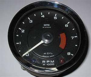 Rev Counter  Tachometer  Resistor Or Wiring Diagram