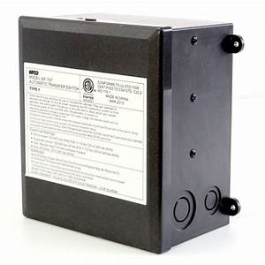 Wfco T-57-r Automatic Power Transfer Switch