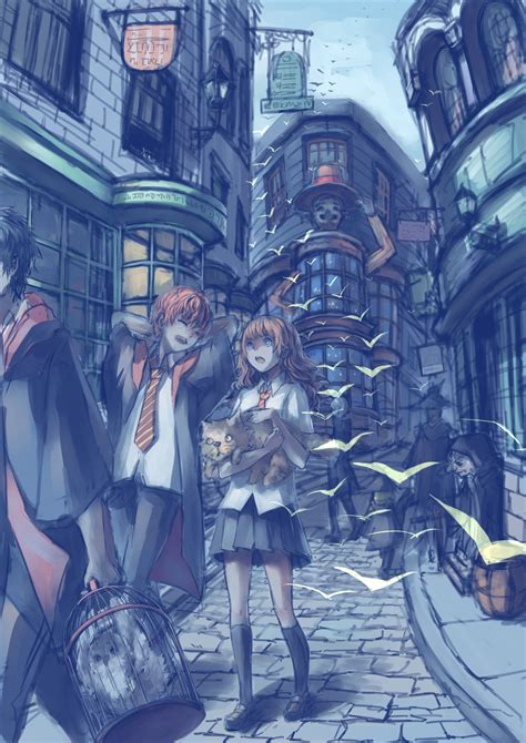 Anime Wallpaper Harry Potter by Gryffindor House Harry Potter Mobile Wallpaper