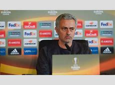 Man United boss Jose Mourinho on the Europa League In his