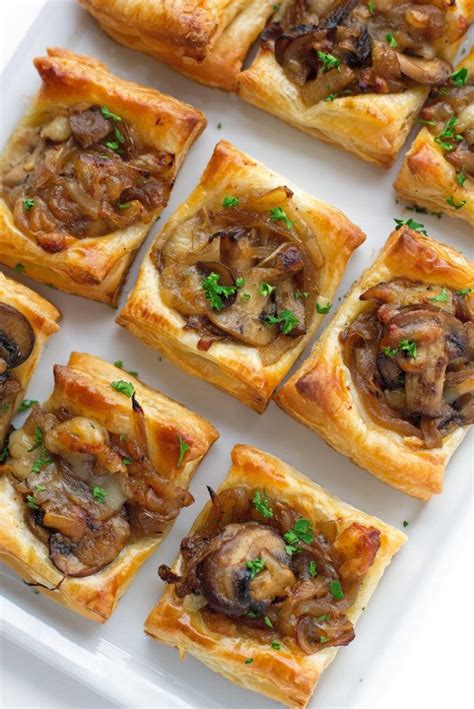 puff pastry canapes ideas 1000 ideas about buffet on