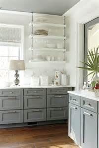 kitchen ideas grey gorgeous grey and white kitchen designs diy better homes