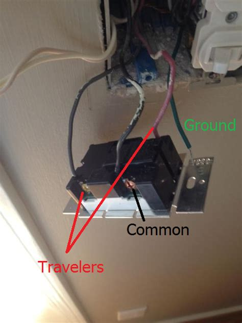 Electrical Replacing Toggle Dimmer Switch With