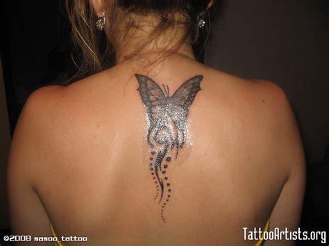 upper  tribal butterfly tattoo  women tattooshuntcom