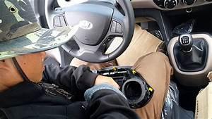 Hyundai Grand I10 Audio Installation