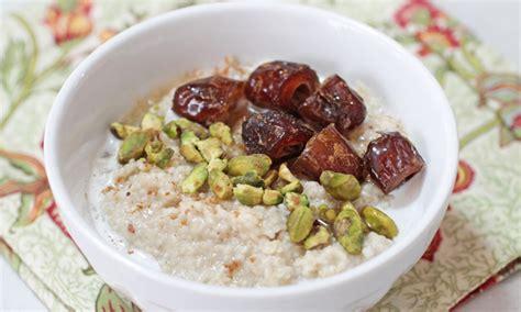 gourmet oatmeal toppings american profile