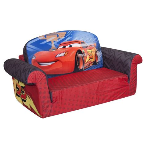 flip open sofa for toddlers spin master marshmallow furniture flip open sofa cars