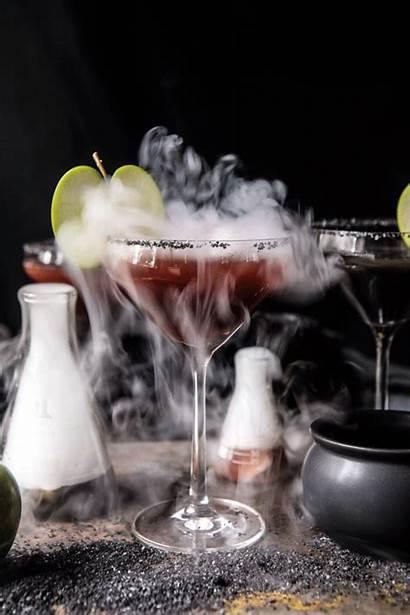 Martini Apple Halloween Drink Poison Recipe Cocktails