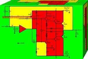 Build A Current Booster Circuit Diagram