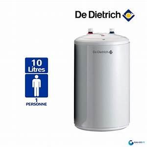 Chauffe Eau Electrique Sous Evier : chauffe eau electrique 10l de dietrich cor mail bloc sous ~ Dailycaller-alerts.com Idées de Décoration