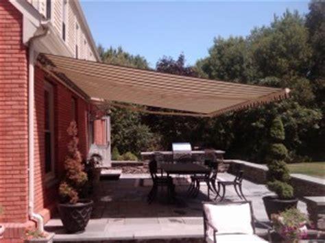 sunesta retractable awnings sun shades  patios