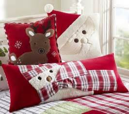 christmas decorative pillows decorative pillows san francisco by pottery barn kids