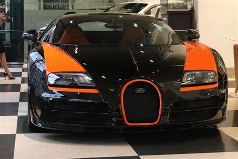 A Used Bugatti Veyron For Sale……