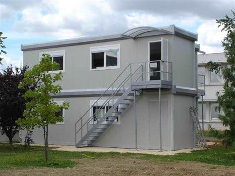 bureau prefabrique bâtiment modulaire préfabriqué logismarket fr