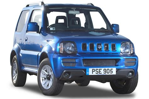 suzuki jimny suv   review carbuyer