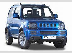 Suzuki Jimny SUV owner reviews MPG, problems, reliability