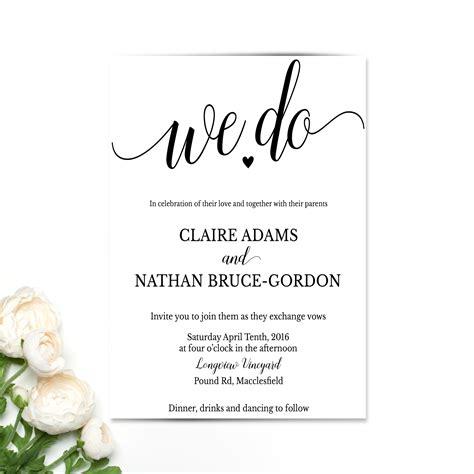 paper halo wedding invitations