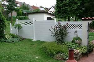 Sichtschutz Selber Bauen Aus PVC