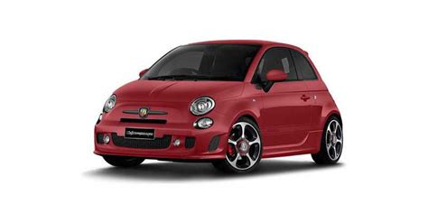 Fiat 500 Colors by Fiat 500 Abarth 595 Competizione Available Colors