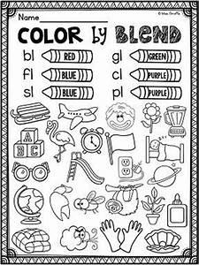 L Blends Worksheets And Activities Beginning Blends