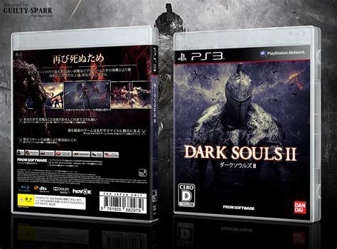 dark souls ii playstation  box art cover  guilty spark