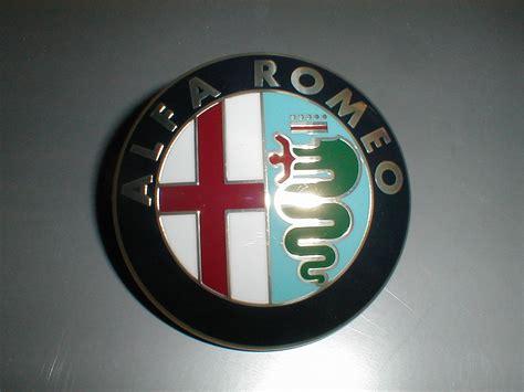 alfa romeo badges eb spares news