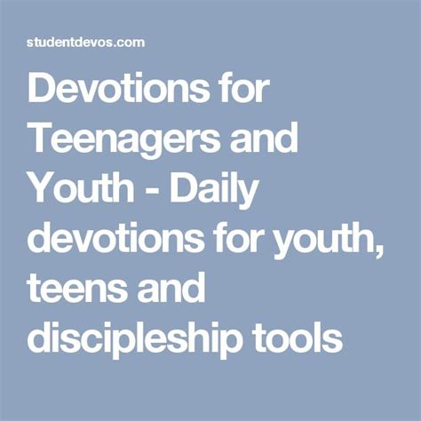 25 Best Ideas About Daily Devotional On Pinterest Daily Bible Devotions Bible Scripture - 25 best ideas about youth devotions on pinterest bible lessons for youth youth sunday school