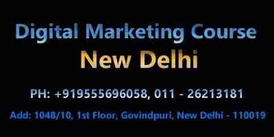 Digital Marketing Institute In Delhi - digital marketing course in delhi 1 digital