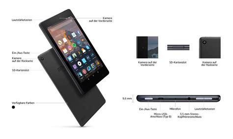 fire  tablet mit alexa smart assistant und  screen