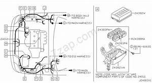 Wiring Nissan X