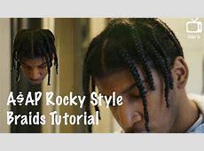 ASAP Rocky Braids YouTube
