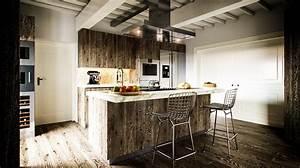 20 sharp masculine kitchens perfect for men 955