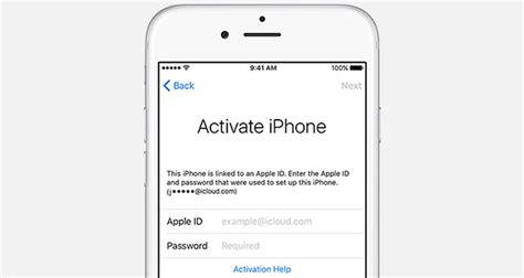 iphone activation lock how you can clear activation lock on iphone and