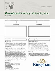 House Wrap Installation Instructions