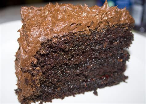 chocolate cake    food  thoughts
