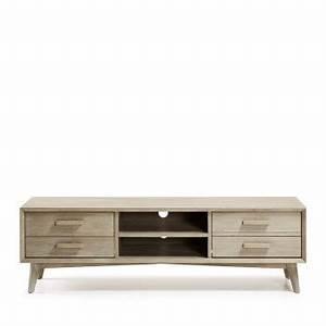 Meuble Tv Bois Gris : meuble de rangement design meubles scandinave et vintage drawer drawer ~ Teatrodelosmanantiales.com Idées de Décoration