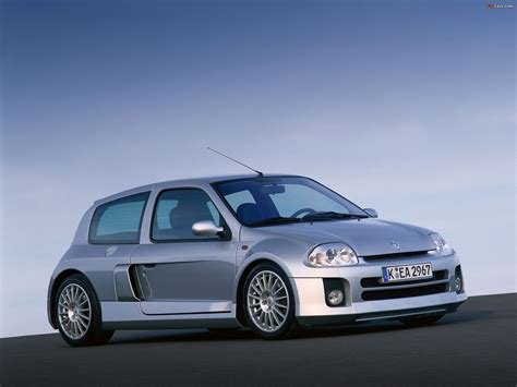 Renault Sport Clio V6 by Renault Clio V6 Sport 1999 2001 Wallpapers 2048x1536