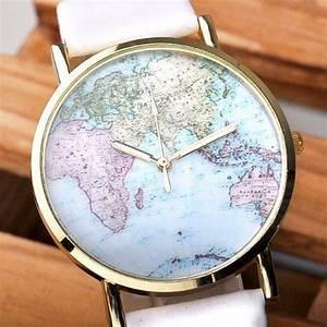 Armbanduhr Mit Weltkarte : die besten 25 uhren ideen auf pinterest uhr armbanduhren und m armbanduhr ~ Orissabook.com Haus und Dekorationen
