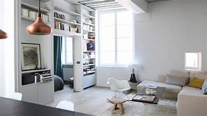Comment amenager un studio de 20m2 fashion designs for Superior meubler un petit appartement 3 avant apras optimiser lespace dans un studio sous les