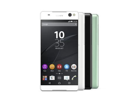 best sony mid range phone news sony unveils new xperia c5 ultra xperia m5 smartphones for mid range market