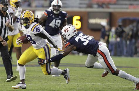 Three Players to Watch: LSU Football vs Arkansas - Sports ...