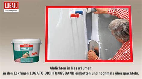 Fliesenkleber Und Abdichtung In Einem by Anleitung Abdichtung F 252 R Dusche Und Bad Fliesenkleber