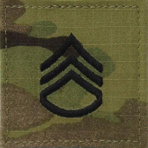 army multicam ocp rank usamm