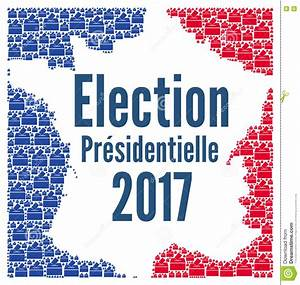 French Presidential Election 2017 Stock Illustration ...