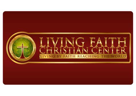 Logo For Living Faith By Spdbjsr