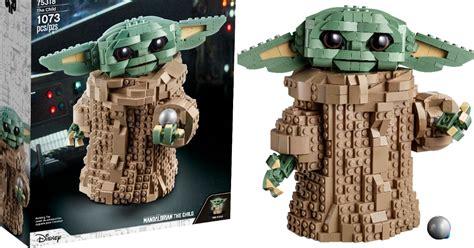 Lego Star Wars The Child Set 75318 | The Mandalorian ...
