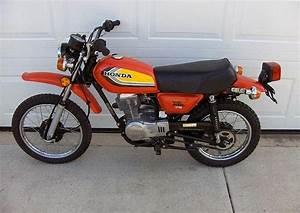 1979 75 Honda Xl