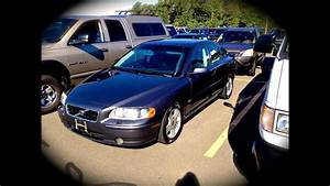 2005 Volvo S60 2 5t Awd Start Up  Quick Tour   U0026 Rev With