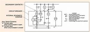 Circuit Breaker Schematic Diagram