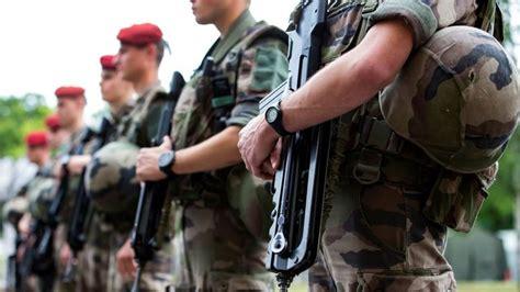 rétablissement du service militaire le projet du ps pour